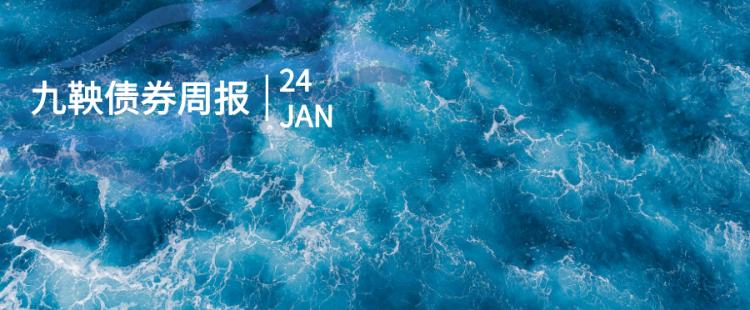 九鞅债券周报2021年1月24日